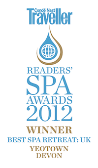 Conde Nast Best UK Spa Retreat