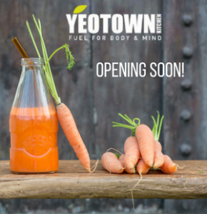 OPENING SOON!