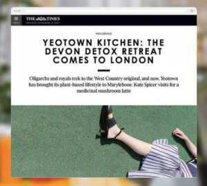 The Sunday Times - YTK Review